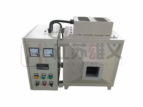 防爆电加re器是属yu哪ge行业的?