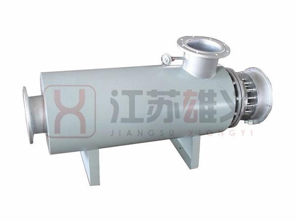 辅助管道电加热器
