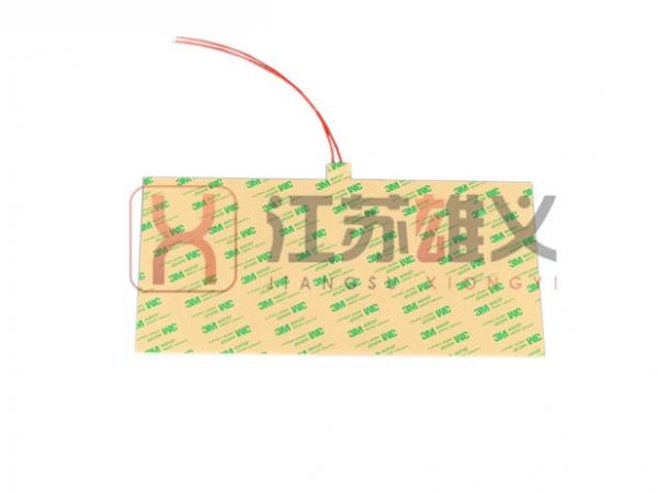 带3M胶硅橡胶电加热片