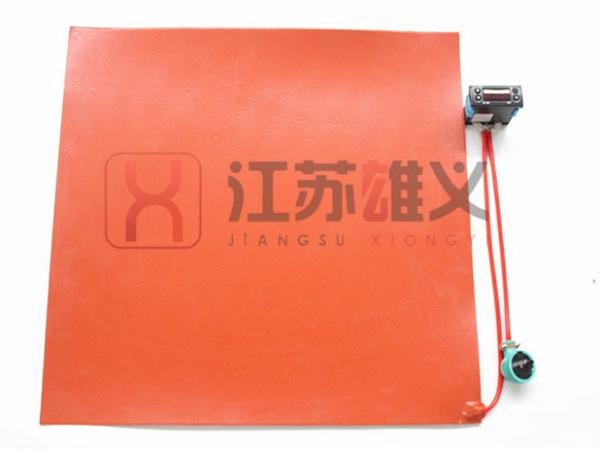 硅橡胶电加热毯