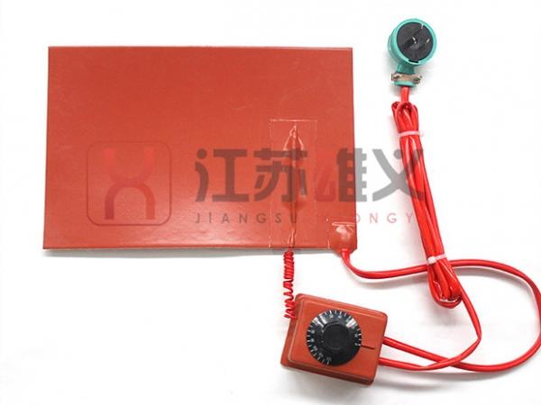 调温硅橡胶电加热片
