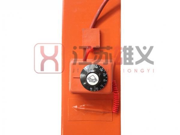 可调温硅橡胶电加热器