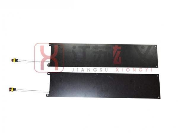 铝板硅橡胶电加热板