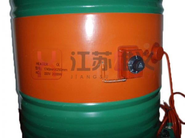 润滑油桶电加热带