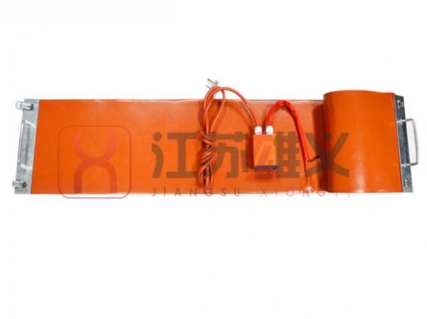 带弹簧搭扣硅橡胶电加热带