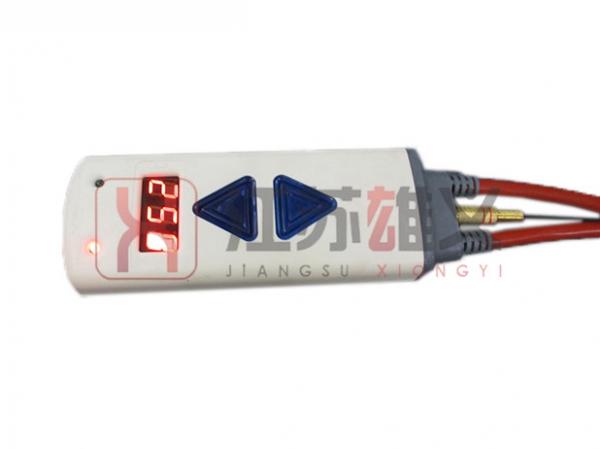 数显温控硅橡胶电加热带