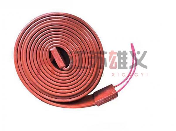 压缩机硅橡胶电加热带