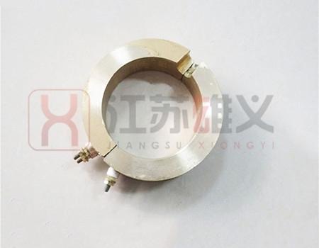 挤出机铸铜电热圈